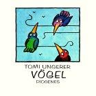 Buchtipp: Vögel von Tomi Ungerer